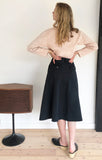 Black Molly Skirt