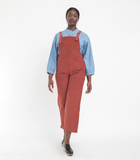 Clay Flora Overalls