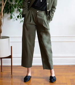 Green Margo Pants - PRE-ORDER!