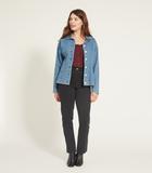 Light Indigo Annie Jacket