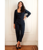 Navy Nia Jumpsuit