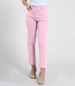 Pink Anna Jeans