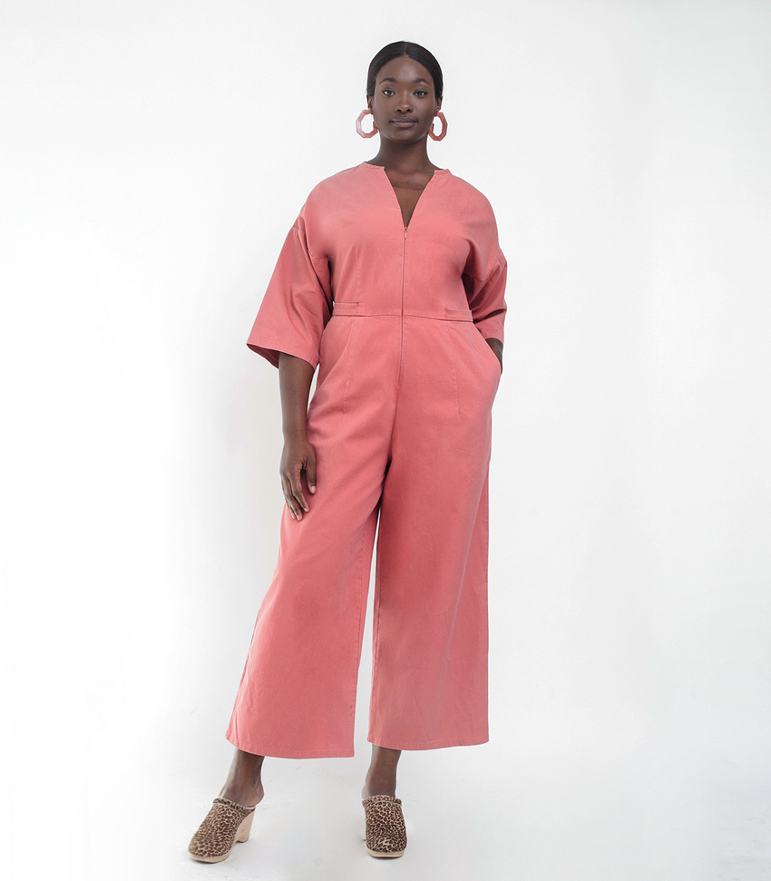 Rose Ari Jumpsuit