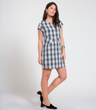 Plaid Corinne Dress