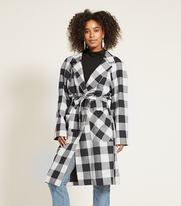 Plaid Hannah Jacket