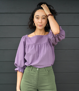 Purple Melody Top