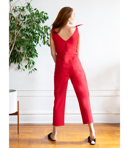 Red Slate Coveralls