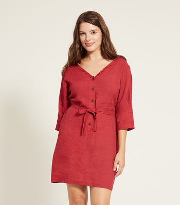 Rose Reversible Emeli Dress