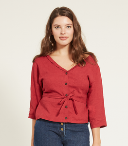 Rose Reversible Emeli Top