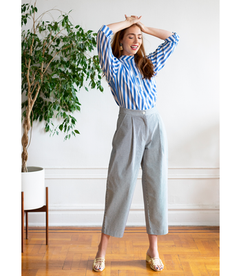 Striped Margo Pants