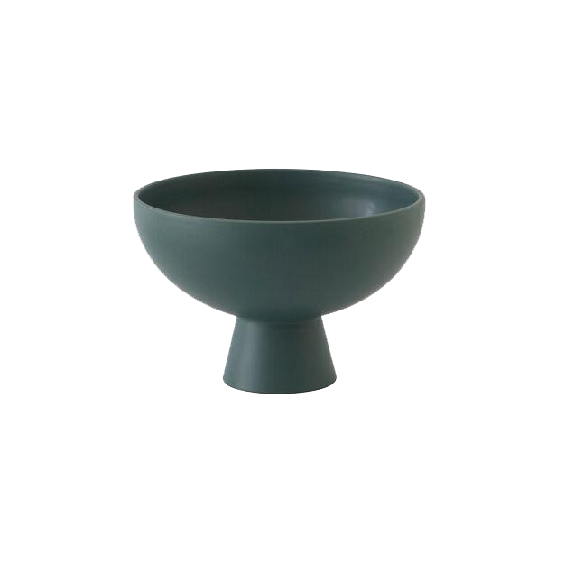 Small RAAWII Bowl, Green