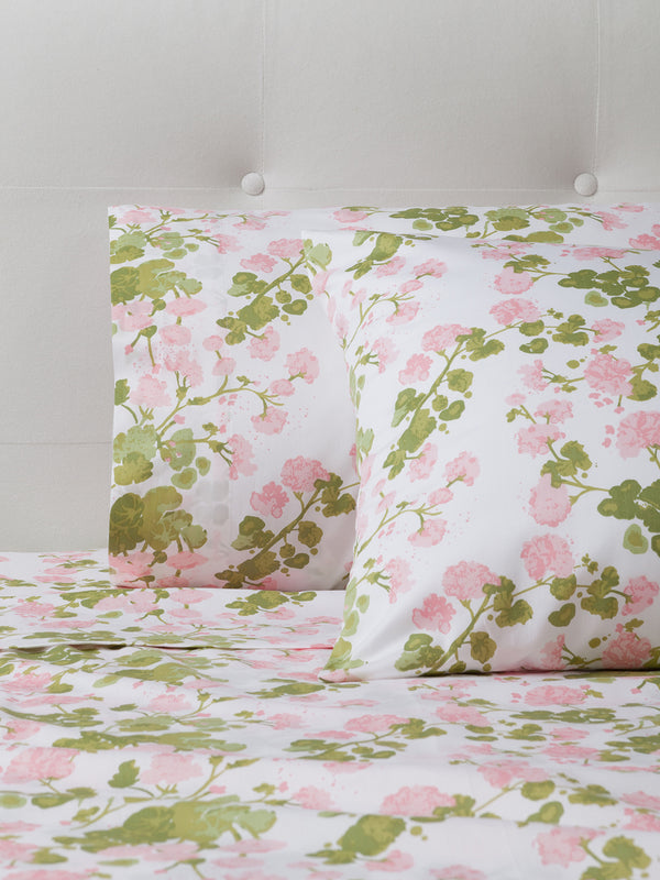 Ouisie Pink Sheet Set