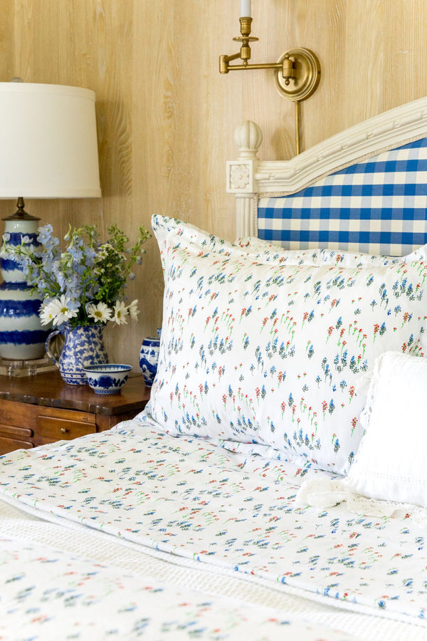 Wimberley Blue Sheet Set