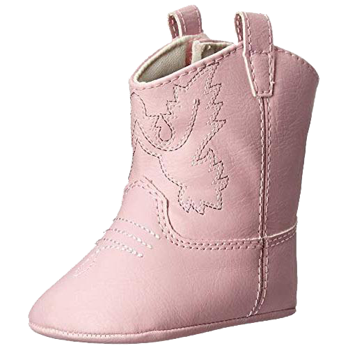Baby Western Boot, Pink
