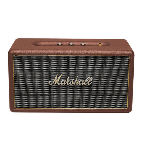 Marshall Stanmore Bluetooth Speaker, Brown