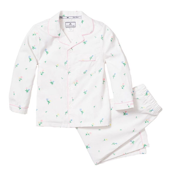 Tulips Pajama Set