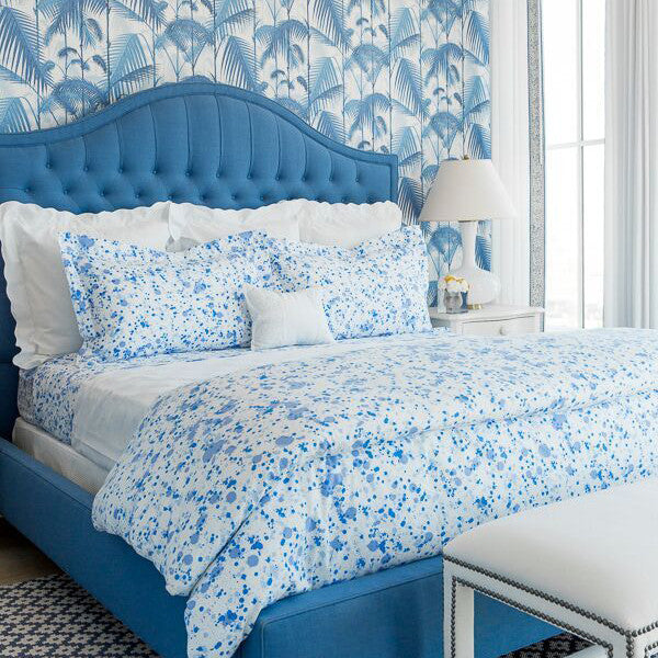 Austin Blue Sheet Set
