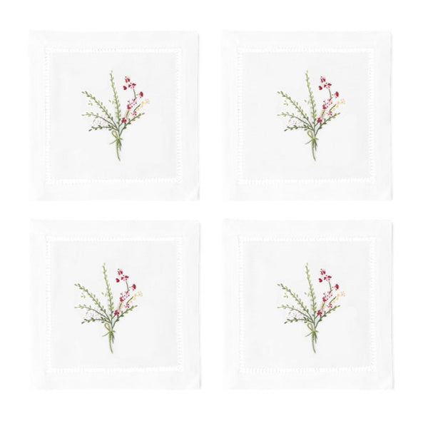 Truvy Cocktail Napkins, set of 4