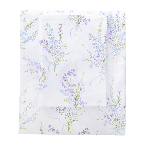 Truvy Lilac Sheet Set