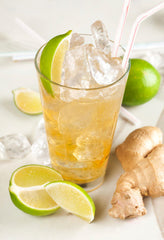 Nina's Classic Sweetened Lime Juice