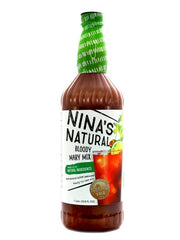 Nina's Natural Bloody Mary Cocktail Mix