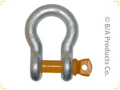 "11-AS125  -  1 1/4"" Alloy Screw Pin Shackle"