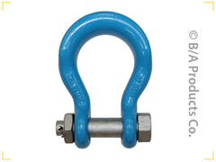 "11-WBS18   -   1-1/4"" Wide Body Shackle WLL (TONS) 18"