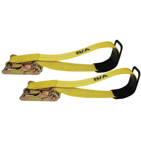 "38-107P    64"" 3"" HEAVY DUTY UNDERLIFT TIE DOWN PAIR"