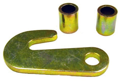 38-11-H  -  Flat Hook w/ Spacers