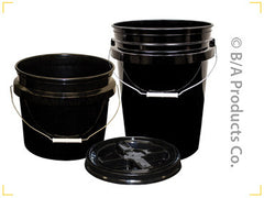44-P6  -  6 Gallon Trash Can w/ Twist Top