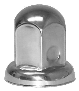 51001  -  Stainless Steel Lug Nut Covers, 33mm   Set of 10
