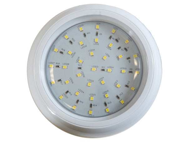 "5625336  -  5"" Round LED Interior Dome Light"