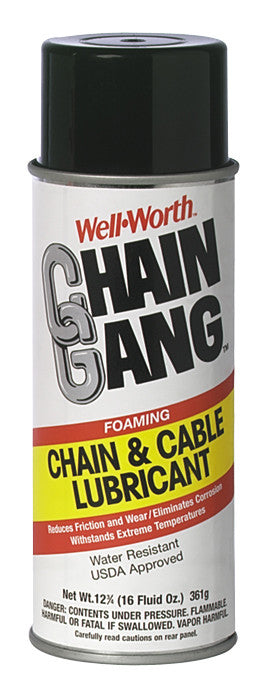 BA-LUBE  -  Chain and Cable Lube Case of 12 ( Chain Gang )