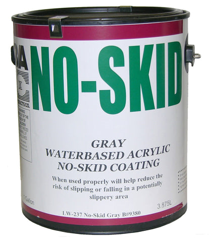 BA-NSG     B/A PRODUCTS NON SKID GRAY GALLON CASE OF 4