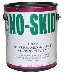BA-NSG  -  Non Skid Gray Gallon - Case of 4