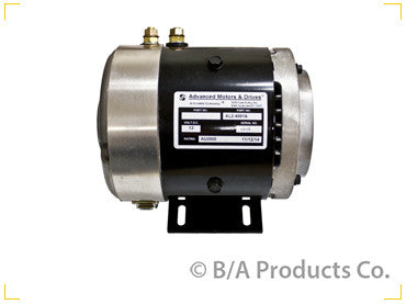 EM-AL44001V<BR> 12V ENCLOSED ELECTRIC MOTOR