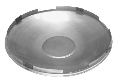 "58629-225  -  Front Hub Cover for Aluminum Rim 19.5"" & 22.5"" 4-Spline"