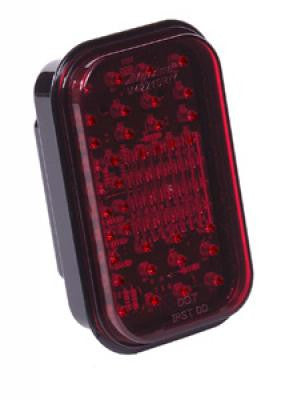 M42210R  -   Red 4 X 5 Rectangular 52 LED - Stop/Turn/Taillight