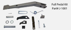 J-1001  -  Replacement Pedal Kit