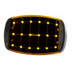 SDL-50A  -  Magnetic Amber Emergency Flasher 18 LED