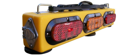 SPR25  -  TowMate Light Bar Taillights w/ Strobe in Center