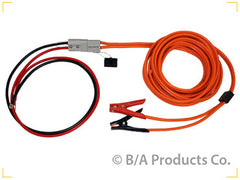 T3-PRO30  -  30ft Jump Cables w/ 5ft Truck Harness