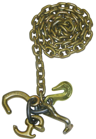 "T5-DGRT-5  -  5ft 5/16"" Car Hauler Chain"