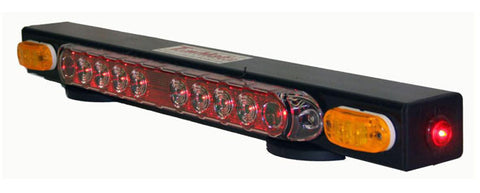 TM21<br> TOWMATE WIRELESS LIGHTBAR WITH YELLOW TURN SIGNALS