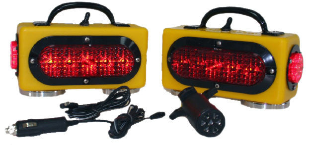 TM3  -  TowMate Separate Wireless Tow Lights w/ Side Markers