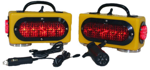 TM3<br> TOWMATE SEPERATE WIRELESS TOWLIGHTS W/SIDE MARKERS