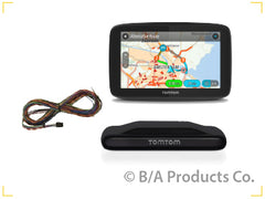 TT-KIT2  -  TomTom Link530 & IO Cables & PRO7350 Navigation Unit