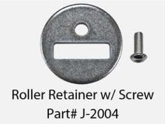 J-2004  -  Roller Retainer w/ Screw