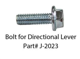 J-2023  -  Bolt for Directional Lever