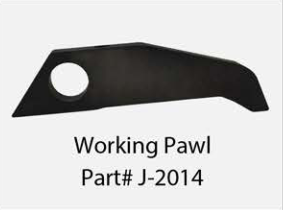 J-2014  -  Working Pawl
